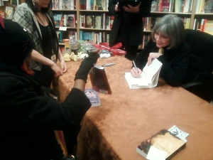 Carolyn Saulson Anne Rice