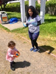 Helpers from Keep Oakland Beautiful (2019 Earth Day)